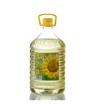 ARGESOL ACEITE DE GIRASOL 5 L (PACK DE 3 GARRAFAS)