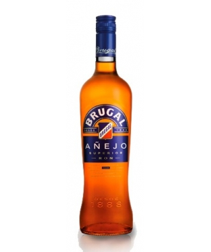 RON BRUGAL AÑEJO 70 CL