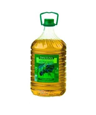 DISOLIVA ACEITE 0,4 5 L PET (PACK DE 3 GARRAFAS)