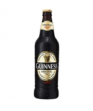 GUINNESS ORIGINAL 33 CL (1/3) NO RETORNABLE