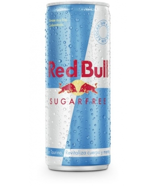 RED BULL SUGAR FREE 25 CL