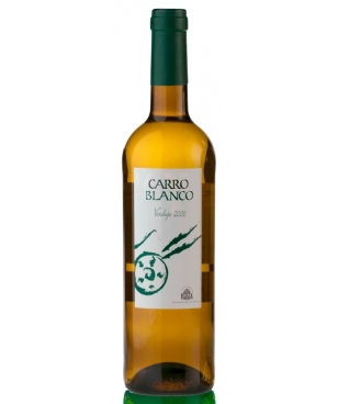 CARRO BLANCO VERDEJO (CAJA DE 12 BOTELLAS) 2015