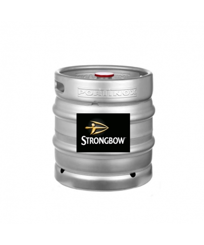 SIDRA STRONGBOW BARRIL 30 L