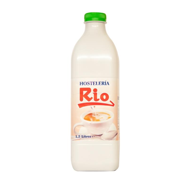 LECHE RIO HOSTELERÍA 1,5 L (CAJA DE 6 BOTELLAS)