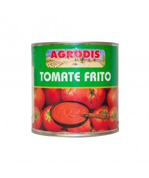 TOMATE FRITO AGRODIS 3 KG (PACK DE 6)