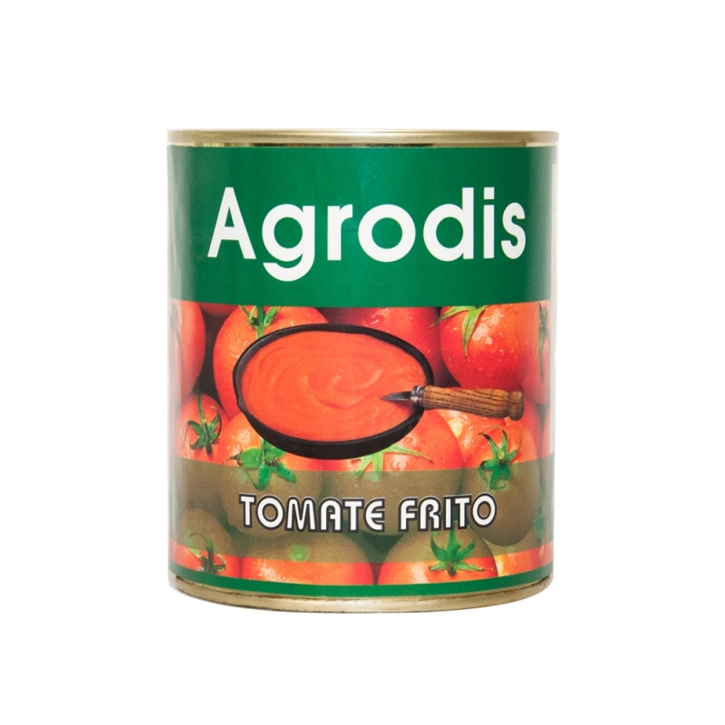 TOMATE FRITO AGRODIS 1 KG (PACK DE 12)