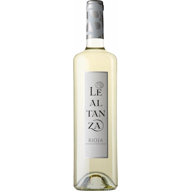 LEALTANZA BLANCO 75CL 2014