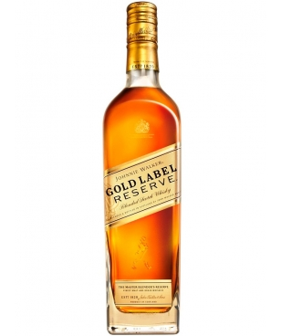 WHISKY JOHNNIE WALKER GOLD LABEL RESERVA 70 CL