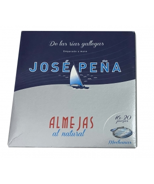 ALMEJAS NATURAL MED16/20 RR125
