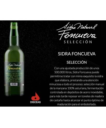 SIDRA FONCUEVA SELECCION (12 BT) Ret