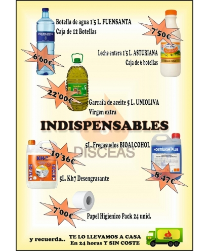INDISPENSABLES
