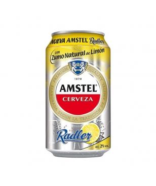 Amstel Radler 33 cl lata (CJ 24 LATAS)