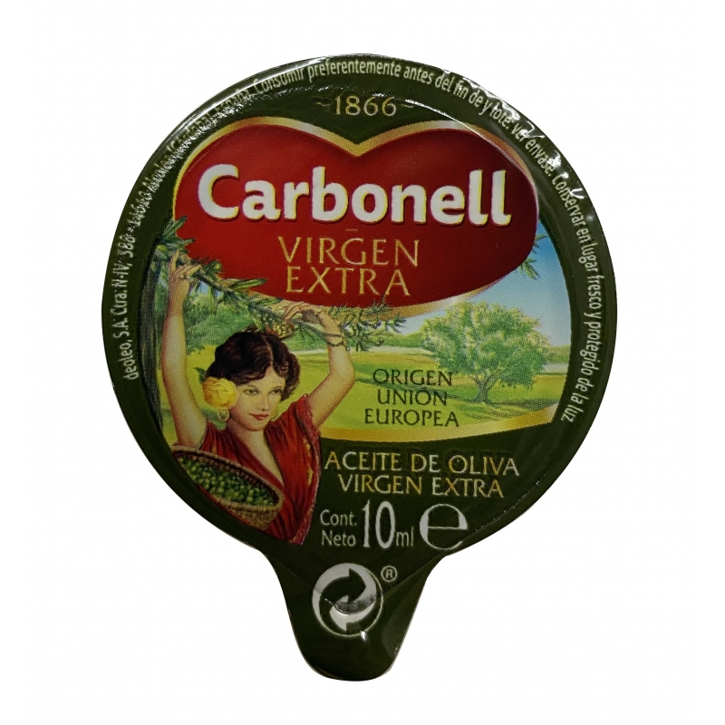 Aceite Carbonell 10ml 120 Unid
