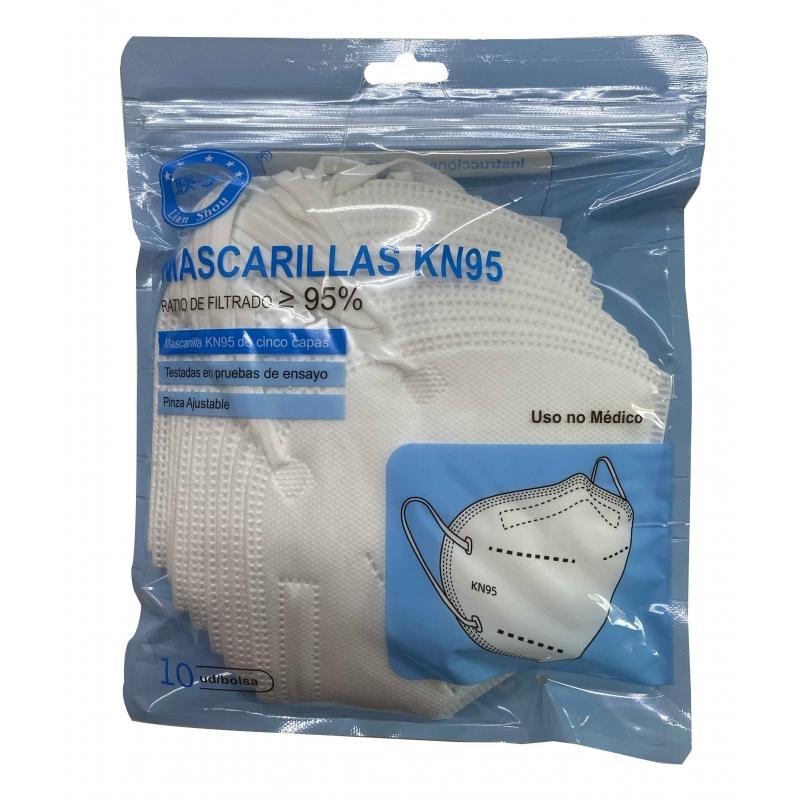 MASCARILLAS KN955 CAPAS