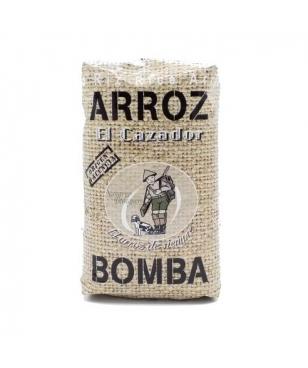 Arroz Bomba Extra D.O. saco 6x1kg