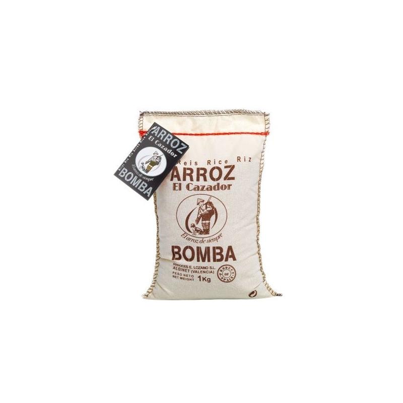 Arroz Bomba Extra Saco D.O. 6x1kg