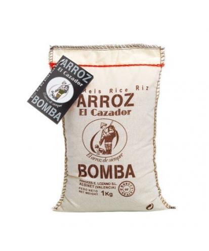 Arroz Bomba Extra Saco D.O. 5x1kg
