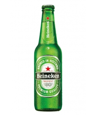 HEINEKEN 33 CL (1/3) NO RETORNABLE