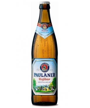 PAULANER HEFE WEISSBIER 0,5 L (1/2) (CAJA DE 20 BOTELLAS)