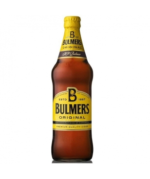 SIDRA BULMERS 56,8 CL NO RETORNABLE