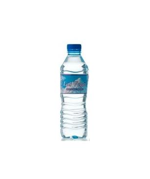 AGUA LAS VEGAS 0,5 L PVC (CAJA DE 24 BOTELLAS)
