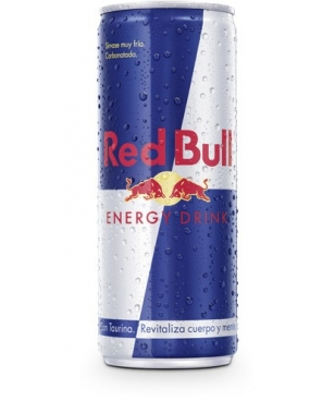RED BULL 25 CL