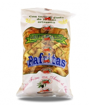 PAFRITAS PICANTE 0,5 KG (8 BOLSAS)