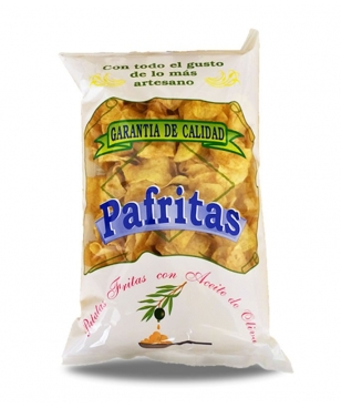 PAFRITAS LISA 0,5 KG