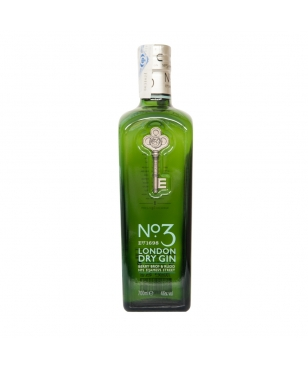 GINEBRA LONDON DRY GIN 3 70 CL