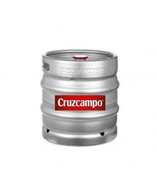 CRUZCAMPO ESPECIAL BARRIL 30 L